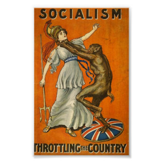Socialism Poster
