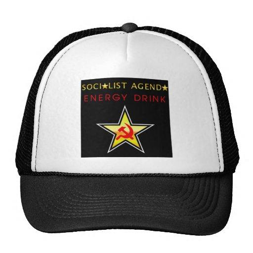 Socialist Agenda Trucker Hats