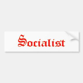 Socialist Bumper Stickers