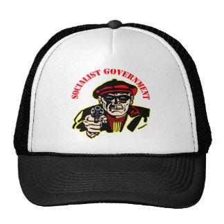Socialist Government Stinking Thief Trucker Hat