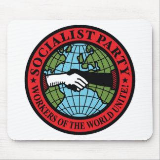SOCIALIST PARTY USA MOUSE MAT
