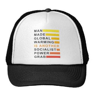 Socialist Power Grab Trucker Hat