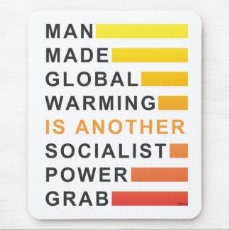 Socialist Power Grab Mouse Mat