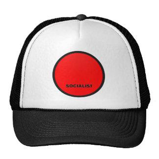 Socialist Roundel quality Flag Trucker Hat