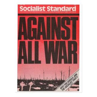 Socialist Standard May 1981 Postcard