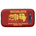 Socialists: Spreading the Wealth Samsung Galaxy S3 Case