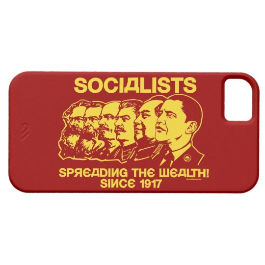 Socialists: Spreading the Wealth Case For The iPhone 5