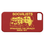 Socialists: Spreading the Wealth iPhone 5 Cases