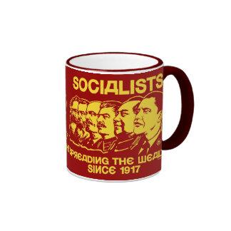 Socialists: Spreading the Wealth Mug
