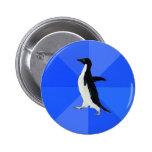Socially-Awkward-Penguin-Meme 6 Cm Round Badge