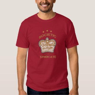 Sociétic Syndicate Tshirt