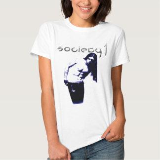 Society 1 Babydoll Shirt