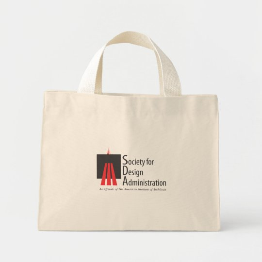 Society for Design Administration Mini Tote Bag