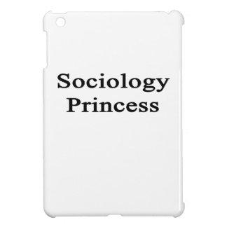 Sociology Princess iPad Mini Case