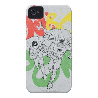 SOCK BAM POW Batman and Robin Case-Mate iPhone 4 Case