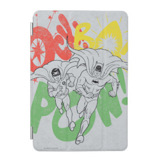 SOCK BAM POW Batman and Robin iPad Mini Cover
