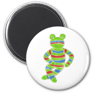 Sock Froggy Magnet