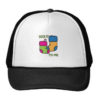 Sock It To Me Hat