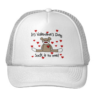 Sock It To Me Valentines Tshirts and Gifts Cap
