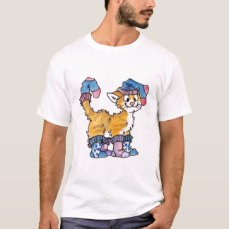 Sock Kitty T-shirt
