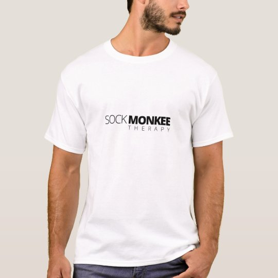 Sock Monkee Therapy T-Shirt