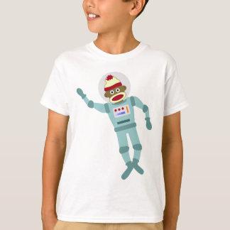 Sock Monkey Astronaut T-Shirt