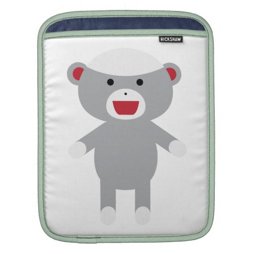Sock Monkey Sleeve For iPads