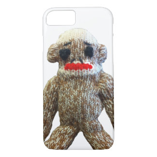 Sock Monkey iPhone 8/7 Case