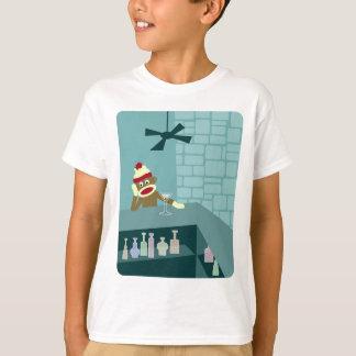 Sock Monkey Martini Bar Shirts