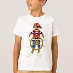 Sock Monkey Pirate Shirt