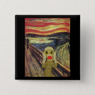 Sock Monkey Scream button
