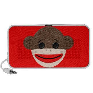 Sock Monkey Speakers