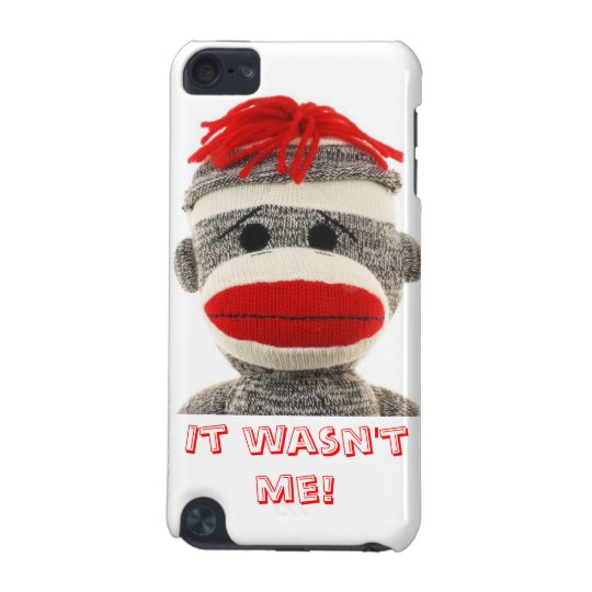 SOCK MONKEY Speck Hard Shell Case for iPod It wasn