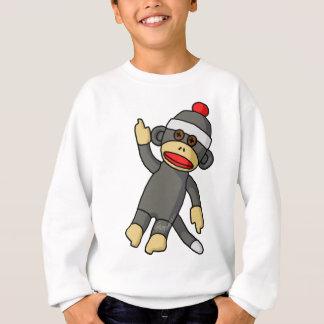 Sock Monkey Sweatshirt