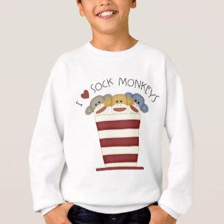 Sock Monkeys Sweatshirt