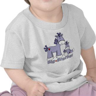 Sock Ponies Big Brother Tshirts