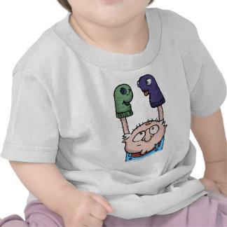 Sock Puppet Conspiracy Tshirt