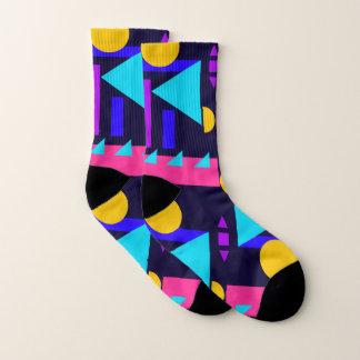 Socks geometrical print 1