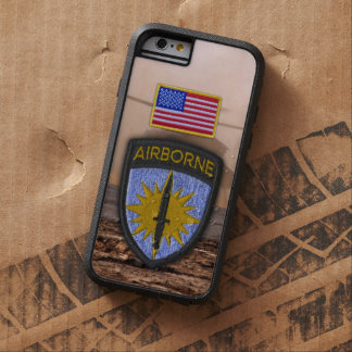 SOCPAF Special ops pacific Veterans Vets Patch Tough Xtreme iPhone 6 Case