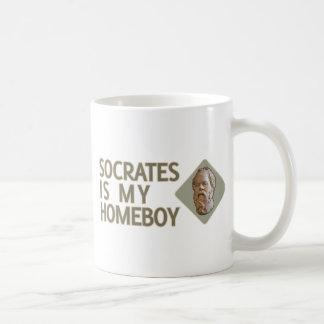 Socrates is my Homeboy Coffee Mug