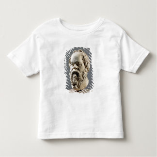 Socrates, marble head, copy from a bronze from the toddler T-Shirt