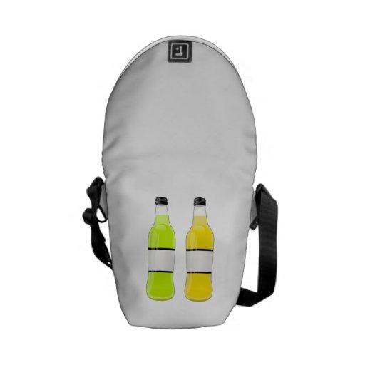 Soda Bottles Courier Bags