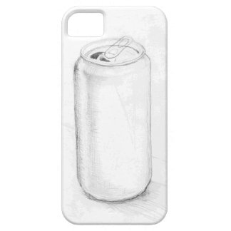 Soda Can Sketch Phone Case Case For The iPhone 5