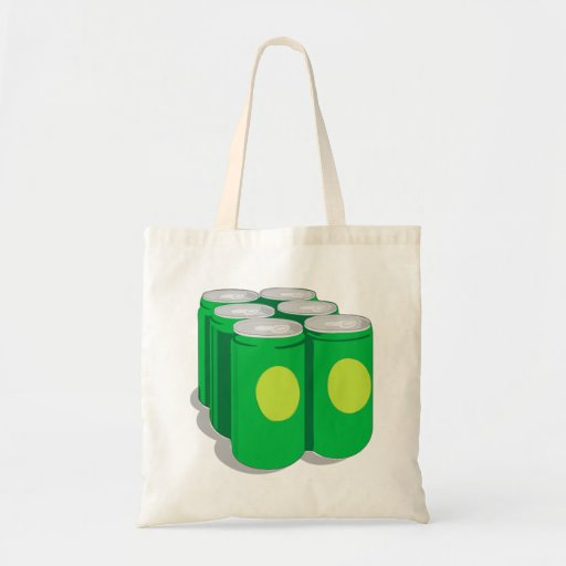 Soda Cans Canvas Bags