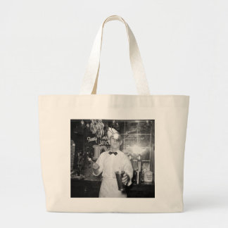 Soda Jerk, 1930s Tote Bag