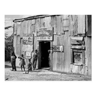 Soda Shack 1940s Postcards