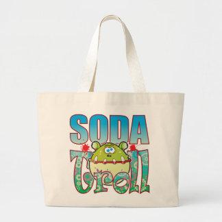 Soda Troll Jumbo Tote Bag