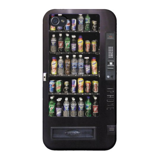 soda vending machine iphone case iPhone 4/4S covers