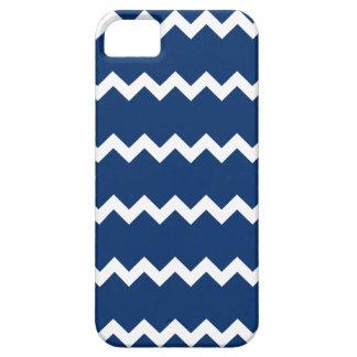 Sodalite Blue Chevron iPhone 5 Case