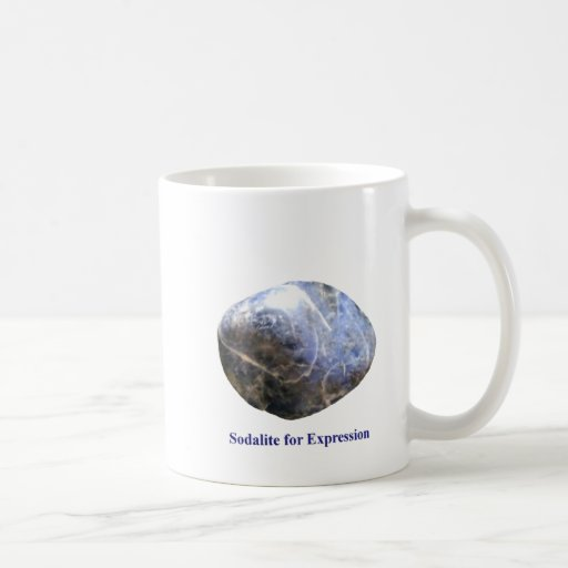 Sodalite for Expression Mug by IreneDesign2011